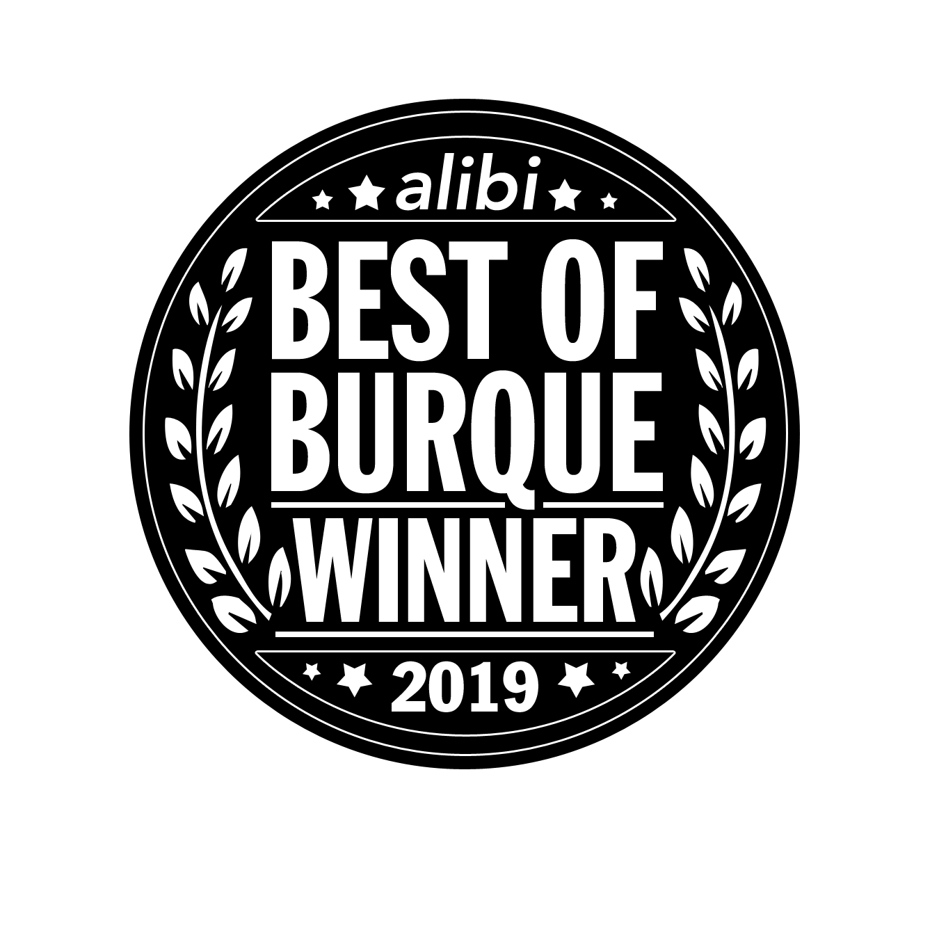 Best of Burque 2019 Winner Badge