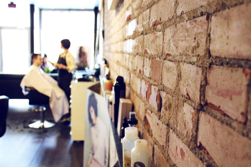 Moxi Hair Studio Website Design